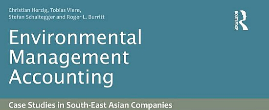 Cover: Environmental Management Accounting. Case Studies in South-East Asian Companies.