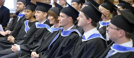 MBA-Titelverleihung 2011
