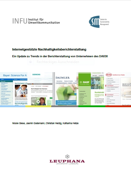CSM_Studie_DAX_Intenrnetgestützte Nachhaltigkeitsberichterstattung