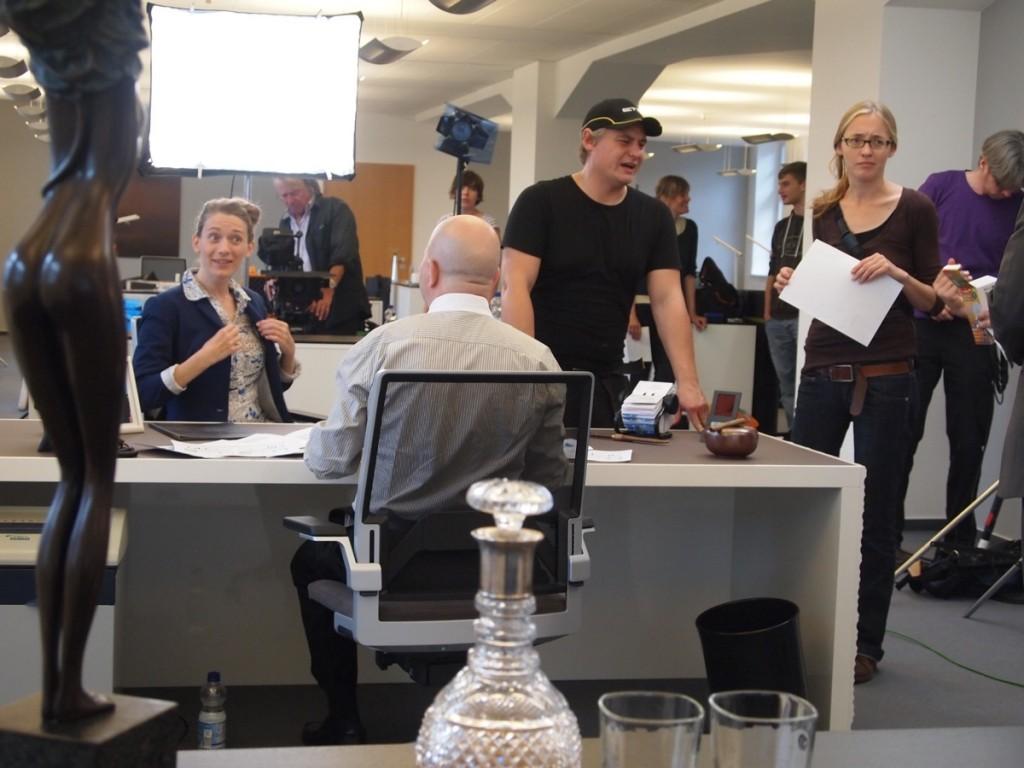 Crew - Nachhaltigkeitsmanagement goes Hollywood?