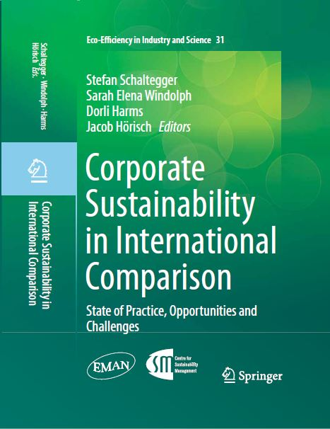 CSR Study: Corporate Sustainability in International Comparison