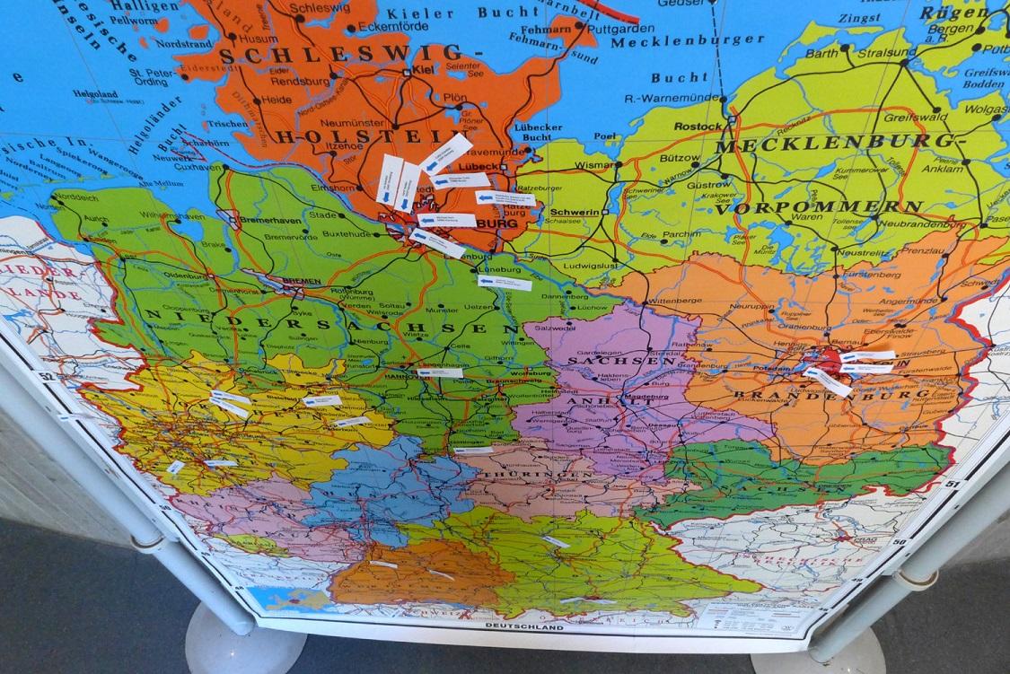 MBA im Nachhaltigkeitsmanagement: Studierende aus ganz Deutschland