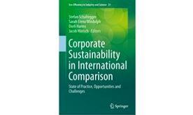 Cover: Corporate Sustainability in Internationa Comparison