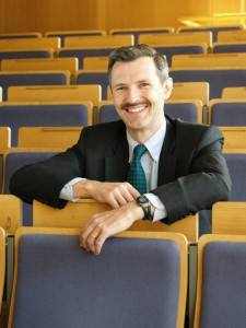 Prof. Stefan Schaltegger, Centre for Sustainability Management (CSM) der Leuphana Universität Lüneburg