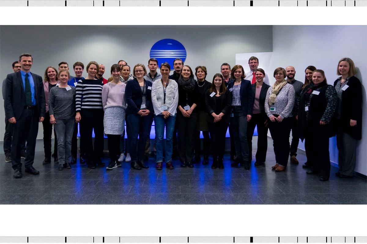 Der Abschlussworkshop ist das Herzstück des praxisnahen MBA Sustainability Management. Im Februar 2017 fand er bei Konica Minolta in Hannover statt.