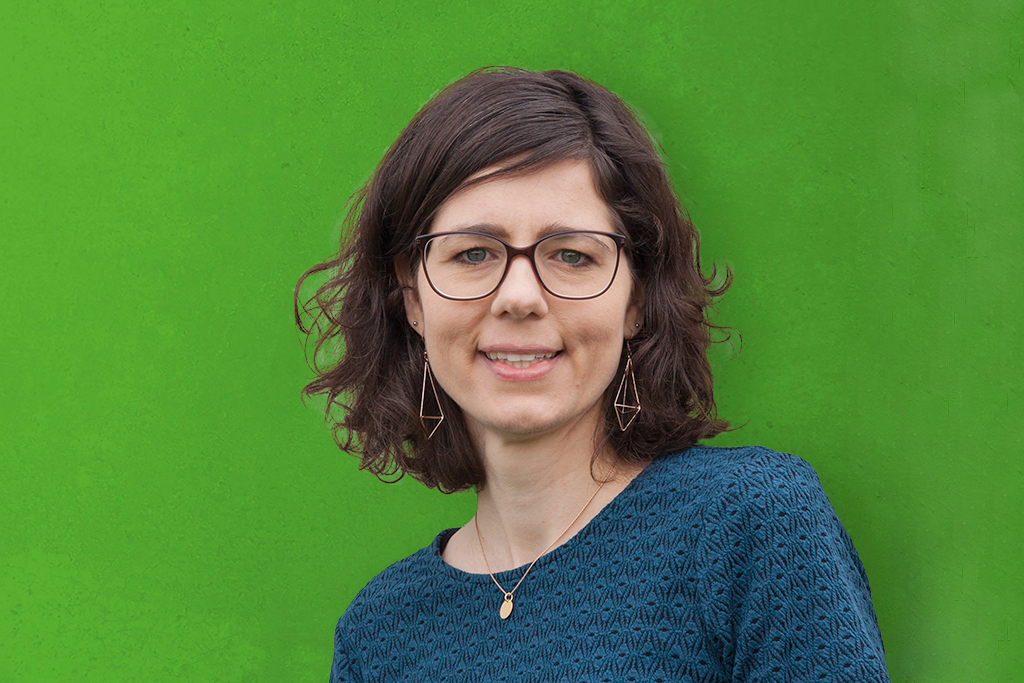MBA Sustainability Management Studentin Nora Sonn