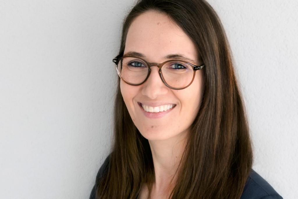 MBA Absolventin Justine Weiß