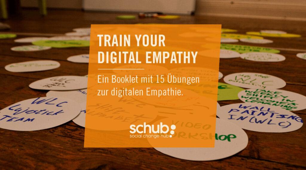 Cover Booklet Digitale Empathie