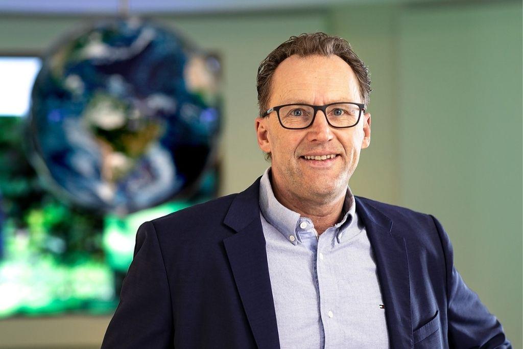 MBA Sustainability Management Student Wolfgang Schötz